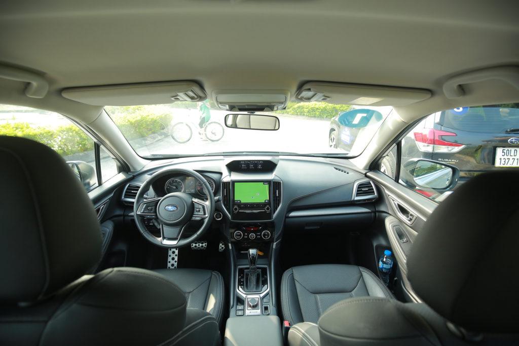 5 điểm cộng trên Subaru Forester